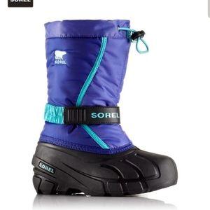 Sorel Childrens Flurry Boot